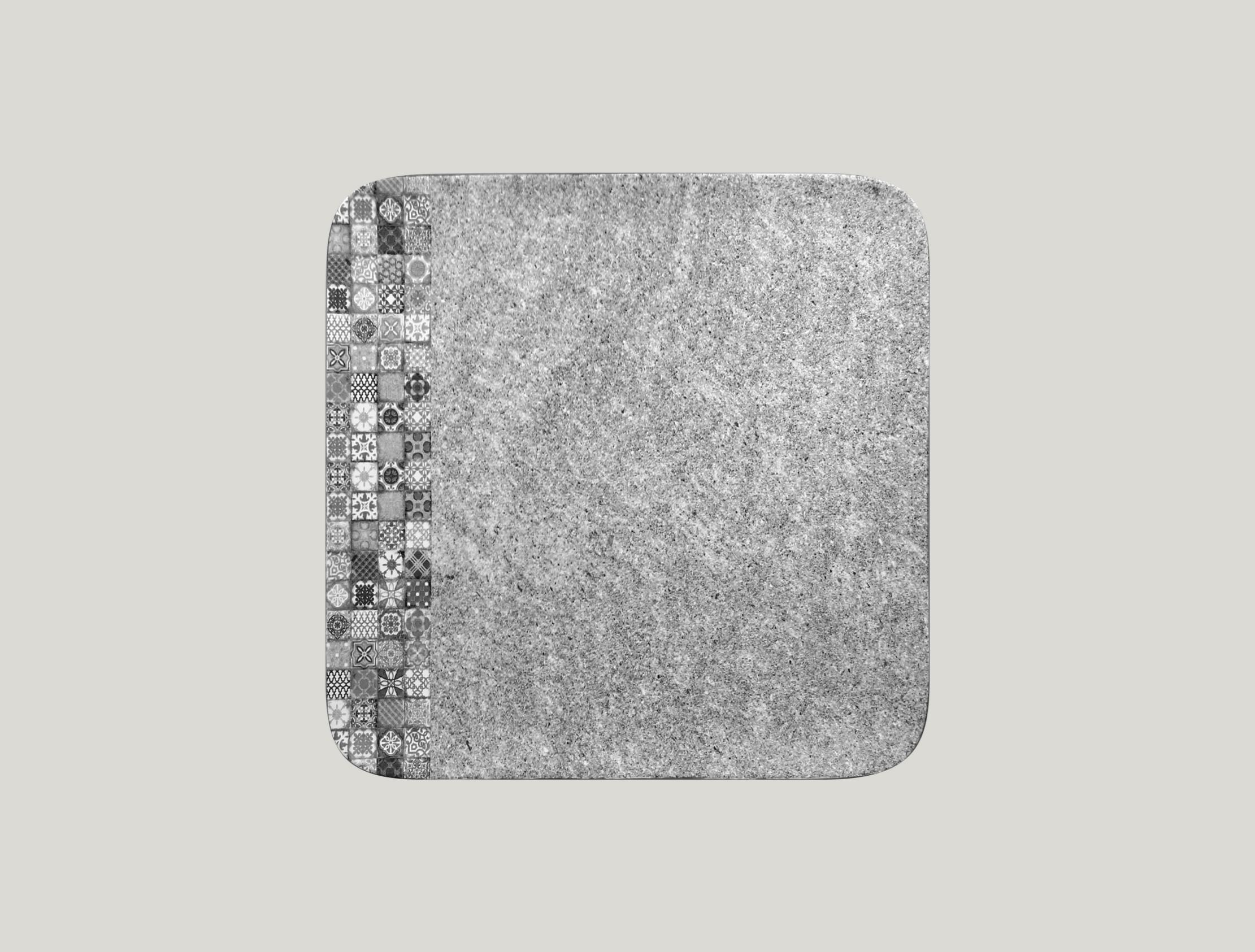 Čtvercový talíř SPLENDOUR